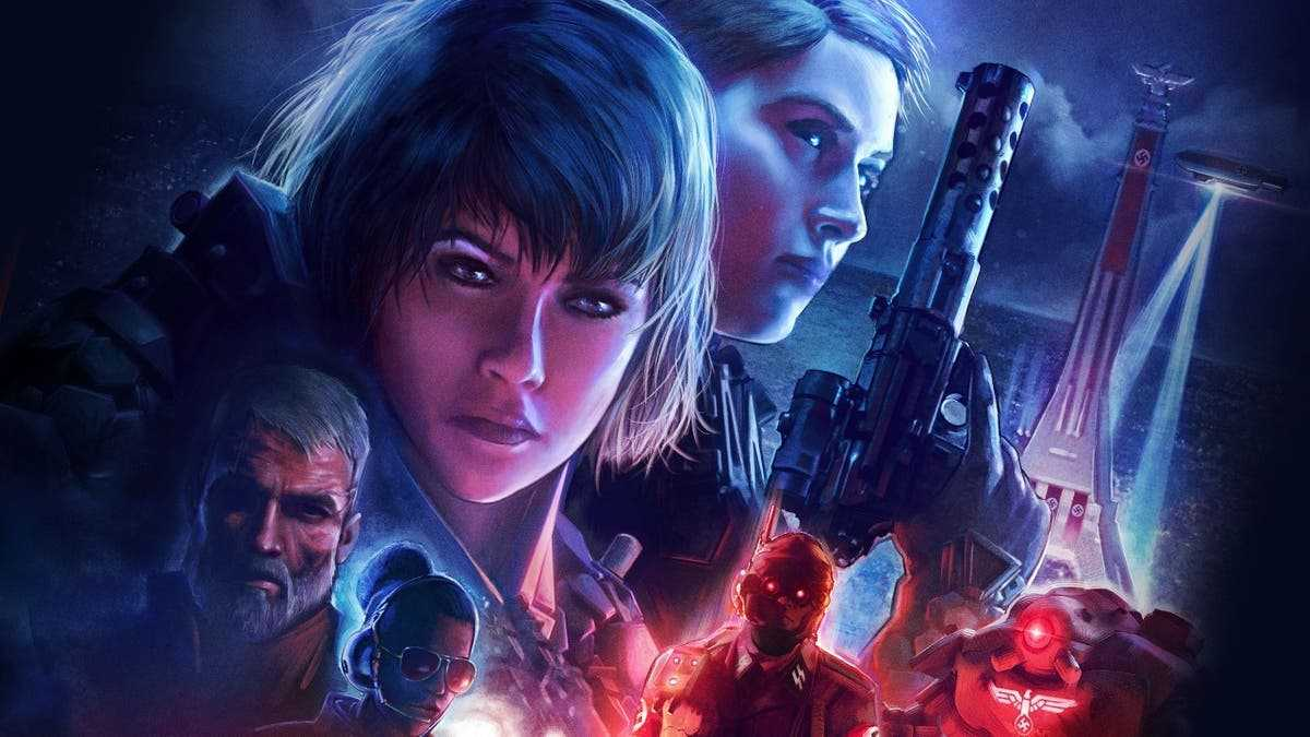 Wolfenstein: Youngblood, come decodificare i Floppy Disk