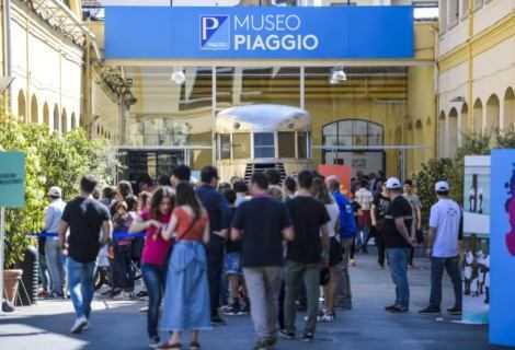Il Museo Piaggio di Pontedera nella Hall of Fame di TripAdvisor