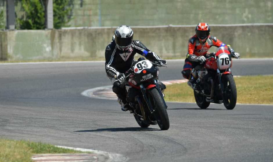 Tre vincitori in tre gare al Trofeo Moto Guzzi Fast Endurance