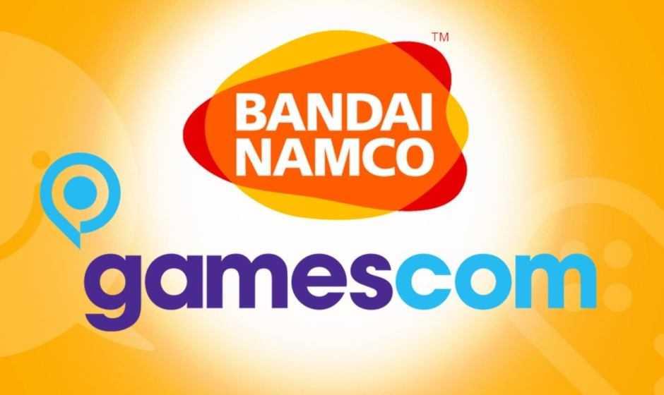 Bandai Namco alla Gamescom: tutte le novità che devi sapere!