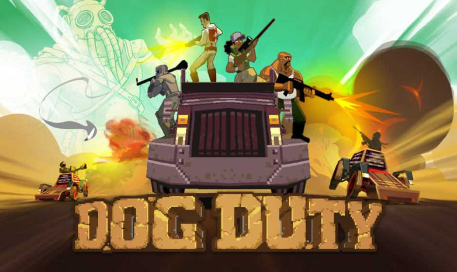 Dog Duty: il nuovo gioco ispirato a Commandos è su Steam