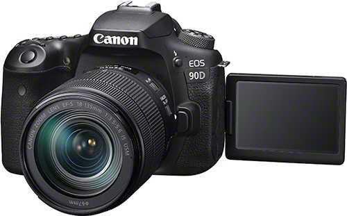 Canon EOS 90D ed EOS M6 Mark II: APS-C con e senza specchio