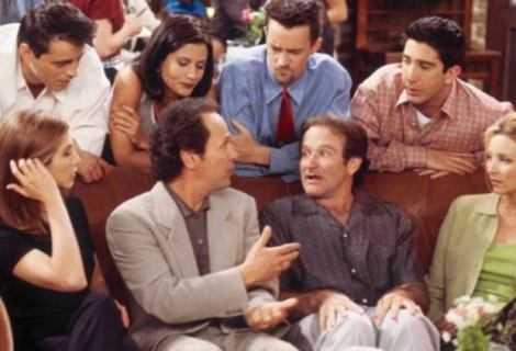 Migliori Guest Star di Friends - Speciale 25° anniversario