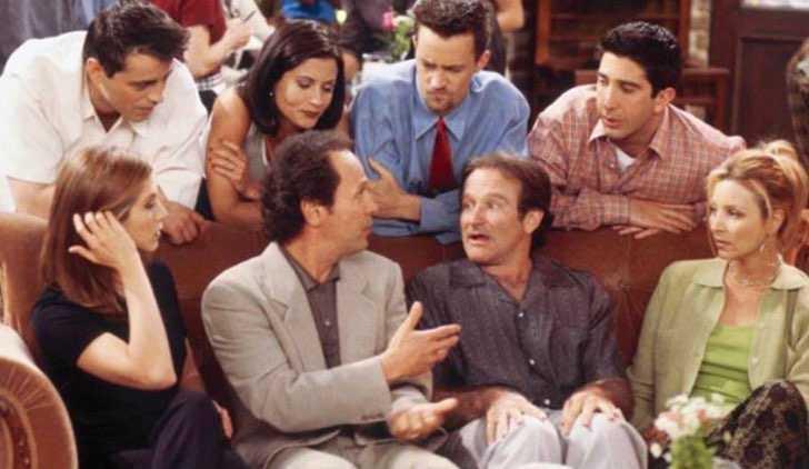 Migliori Guest Star di Friends – Speciale 25° anniversario