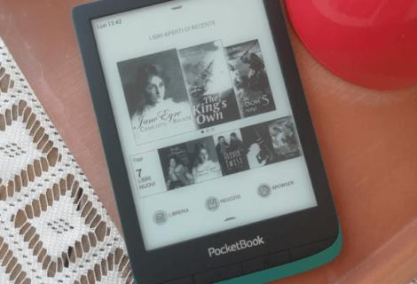 Recensione PocketBook Touch Lux 4: compattezza e accessibilità