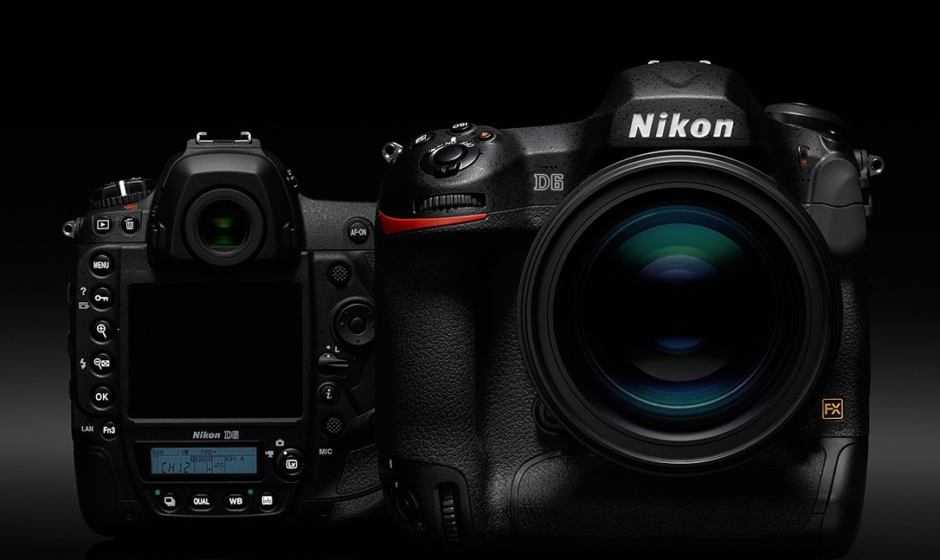 Nikon D6: presentata la nuova reflex