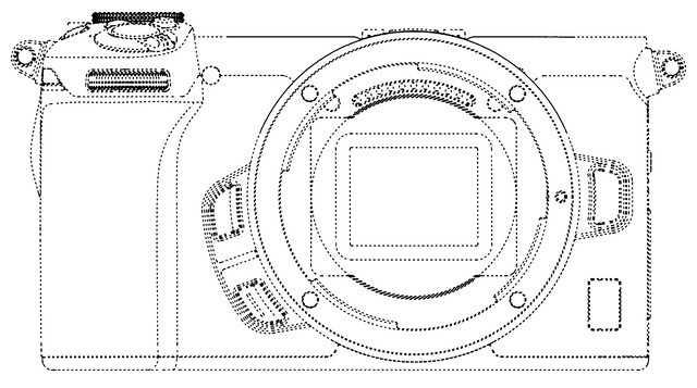 Nikon Z APS-C: depositato un brevetto per una mirrorless