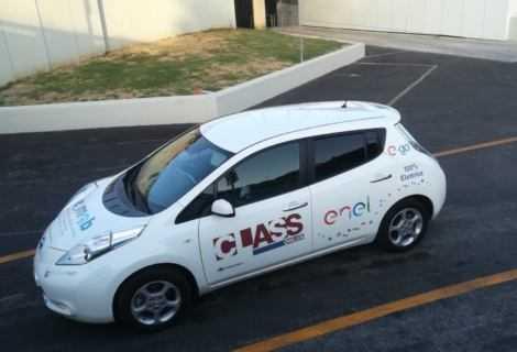 Nissan Charge, app per ricaricare i veicoli elettrici in viaggio
