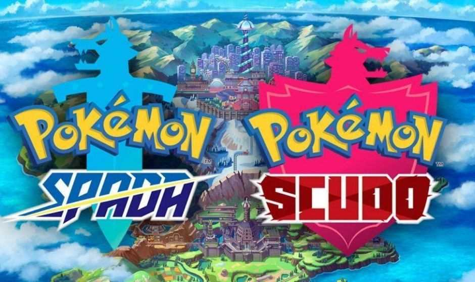 Pokémon Spada e Scudo: news del DLC in arrivo domani