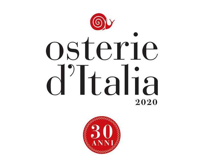 Osterie d'Italia 2020 nelle librerie il 17 settembre