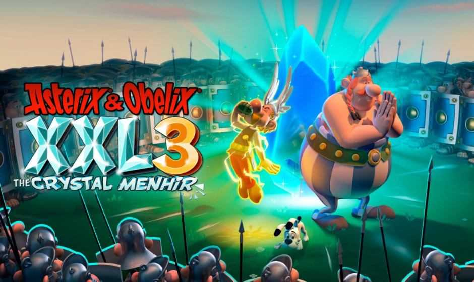 Asterix & Obelix XXL 3 The Crystal Menhir: nuovo teaser e immagini