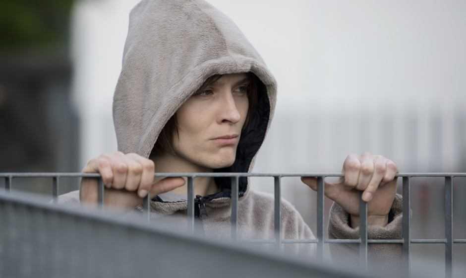"""Maria Roveran co-protagonista del film """"Effetto Domino"""""""