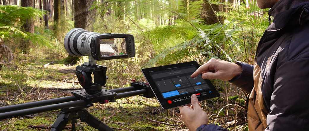 Blackmagic Pocket Cinema Camera 6K: sensore Super 35 e EF-Mount
