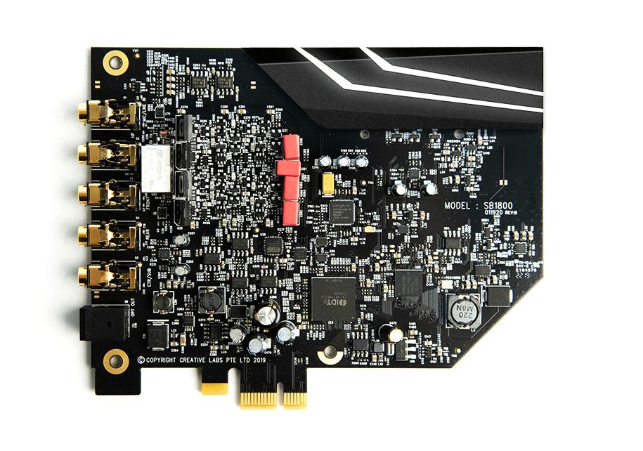 Recensione Sound BlasterX AE-7: la scheda audio per i giocatori