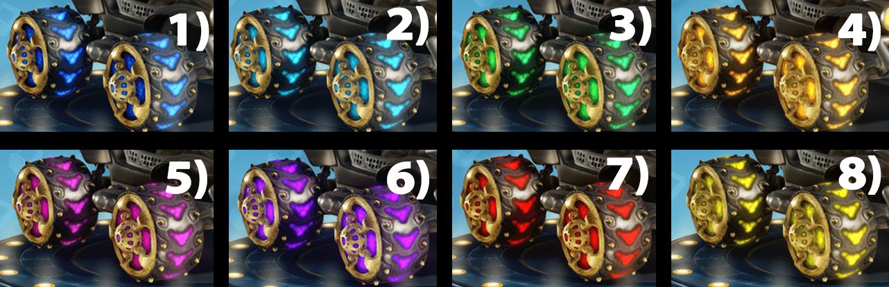 CTR: Nitro-Fueled, ecco tutte le ruote da sbloccare nel gioco!