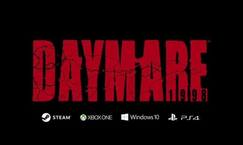 Daymare: 1998, ecco la data di uscita su PS4 e Xbox One