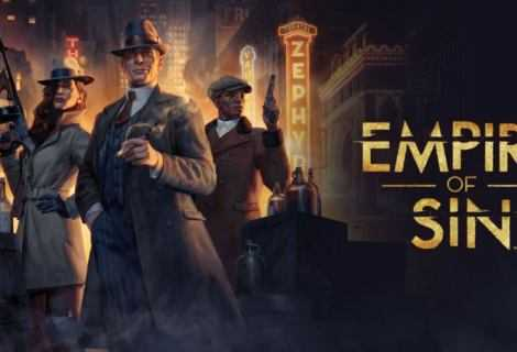 Svelato un nuovo trailer di gameplay di Empire of Sin