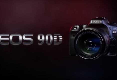 Canon EOS 90D: specifiche e video ufficiali in anteprima