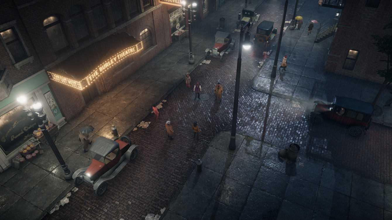 Svelato un nuovo trailer di gameplay di Empire of Sin