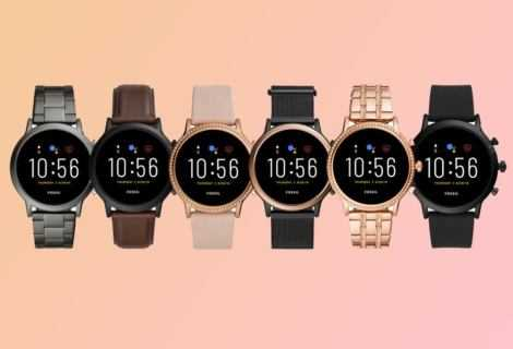Fossil The Carlyle HR e Julianna HR: nuovi smartwatch eleganti con Wear OS
