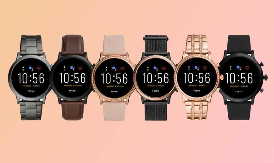 Fossil The Carlyle HR e Julianna HR: nuovi smartwatch eleganti con Wear OS