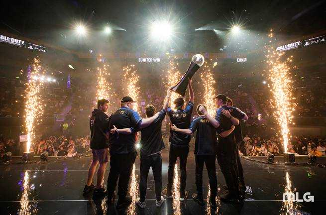 eUnited ha vinto il Campionato Mondiale di Call of Duty