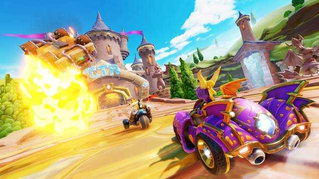 Spyro arriva su Nintendo Switch e Steam il 3 settembre