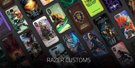 Razer Customs, arriva il nuovo servizio online di Razer