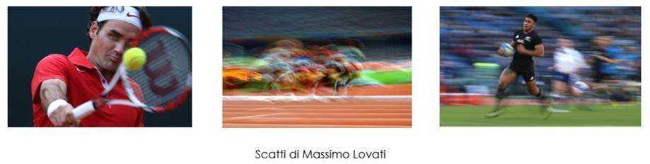 Massimo Lovati con Canon in mostra a Moneglia