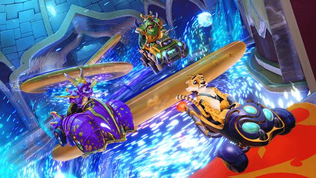 Arriva Spyro & Friends Grand Prix con diverse novità