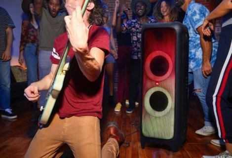 JBL Partybox 1000: lo speaker pensato per fare festa