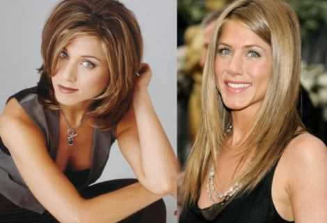 Jennifer Aniston e la verità sul selfie con i colleghi di Friends