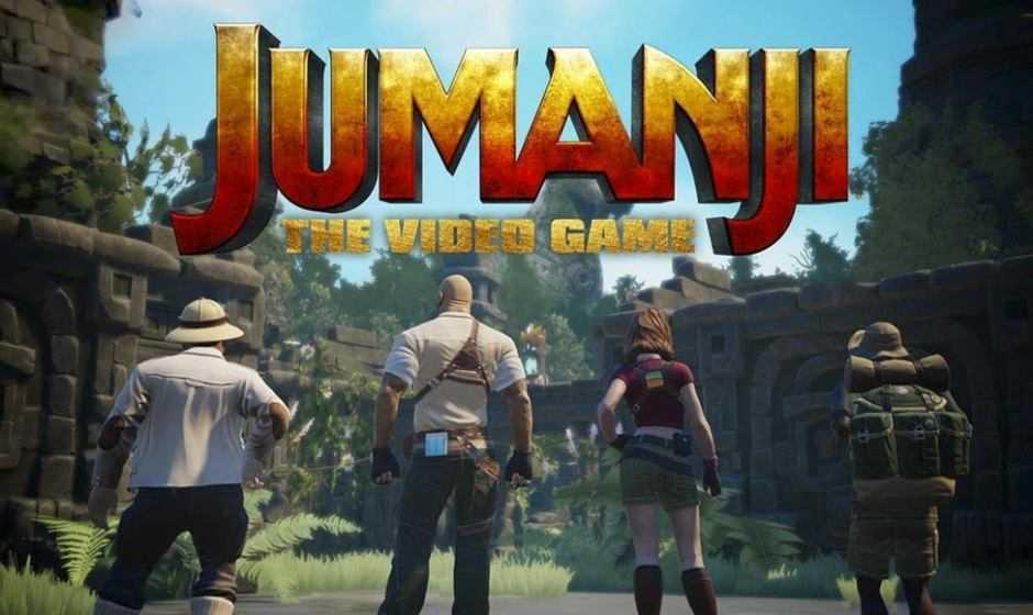 Jumanji: ecco il primo gameplay del videogioco ufficiale!