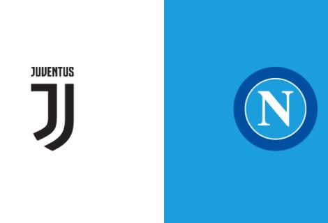 Juventus-Napoli: ecco dove vedere la diretta in streaming e in tv