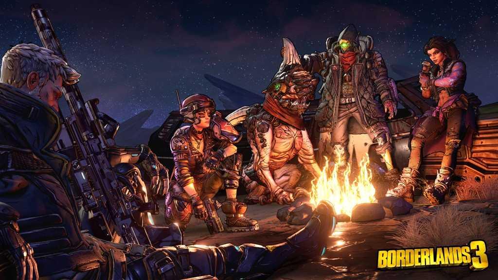 Borderlands 3: pubblicati gli Skill Tree dei Cacciatori della Cripta