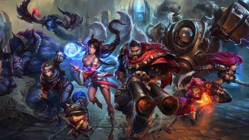 League of Legends: annunciata la pre-season 2020