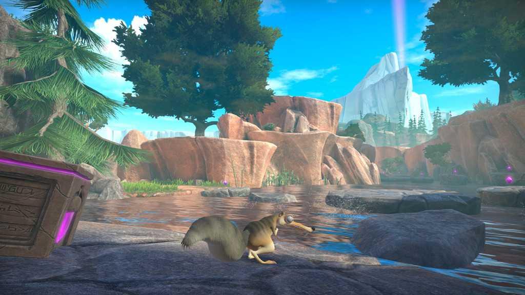 Svelato il gioco L'era glaciale: la strampalata avventura di Scrat!