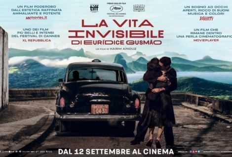 La Vita Invisibile di Eurídice Gusmão dal 12 settembre al cinema