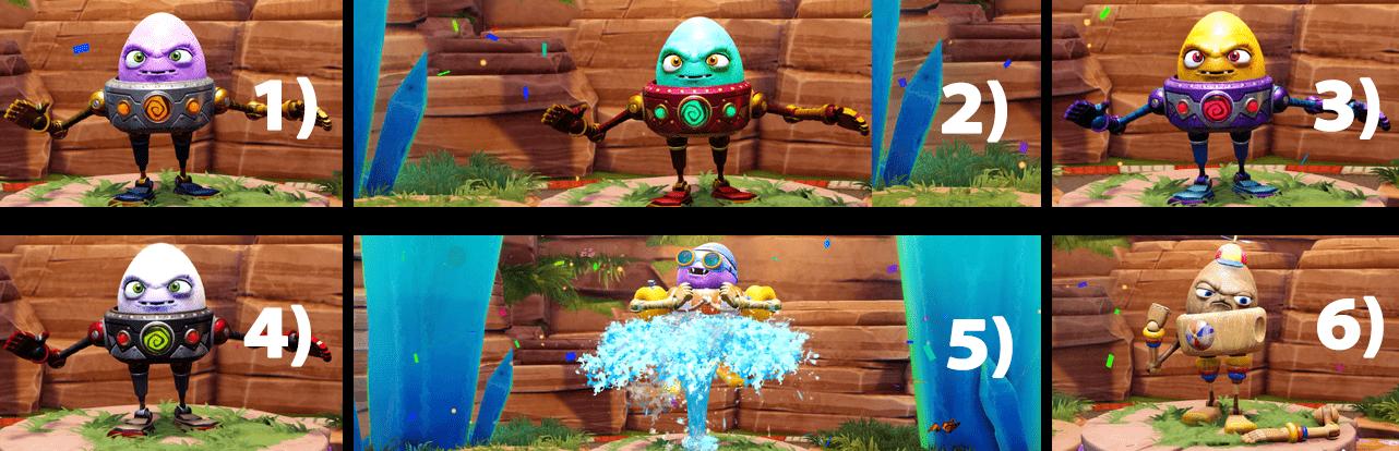 Crash Team Racing: Nitro-Fueled, come sbloccare tutte le skin!