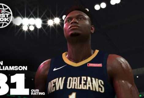 Evento PS5: ecco il trailer di Zion Williamson di NBA 2K21