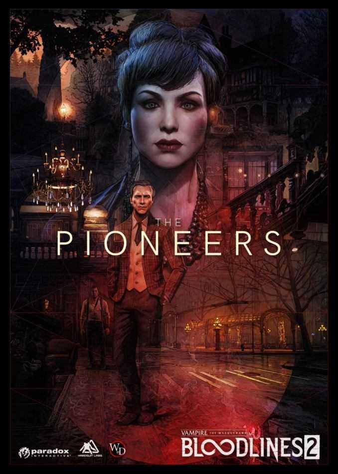 Bloodlines 2: Paradox Interactive presenta la fazione Pioneers