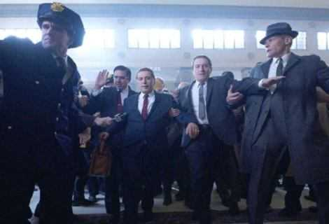 The Irishman: il trailer del nuovo film di Scorsese