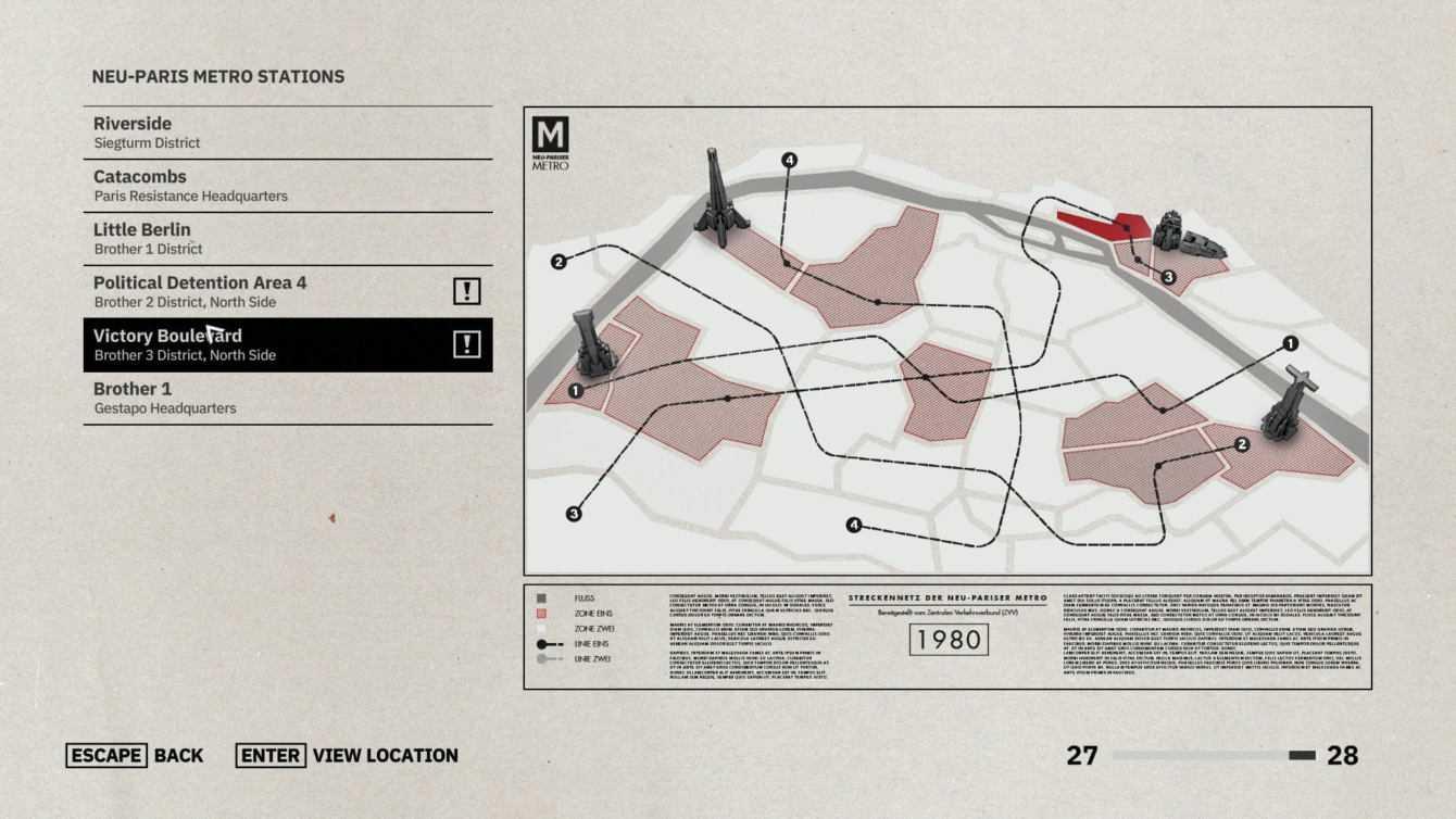 Wolfenstein: Youngblood, tutti i codici delle casse rosse | Guida