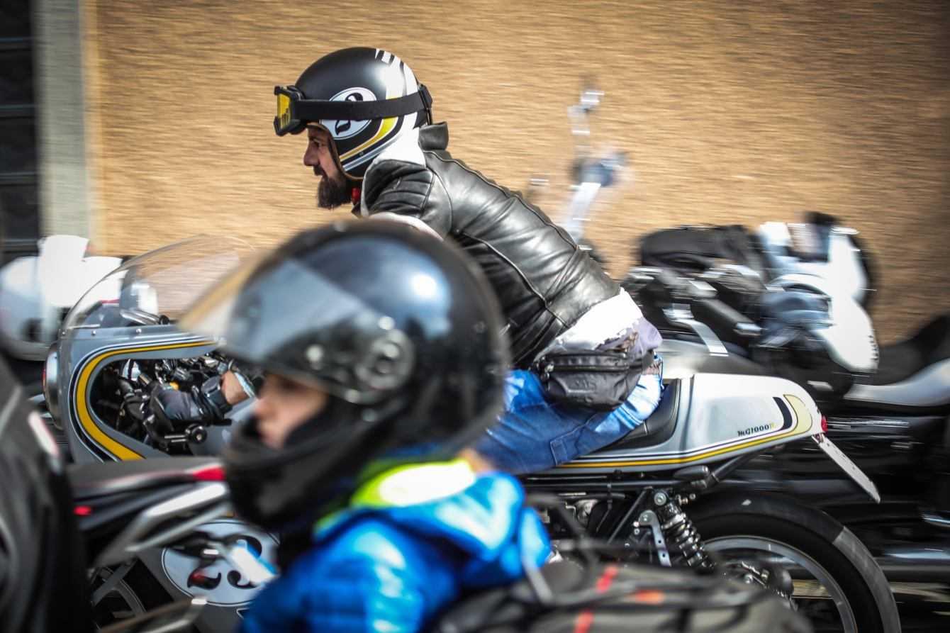 In 30mila a Moto Guzzi Open House 2019
