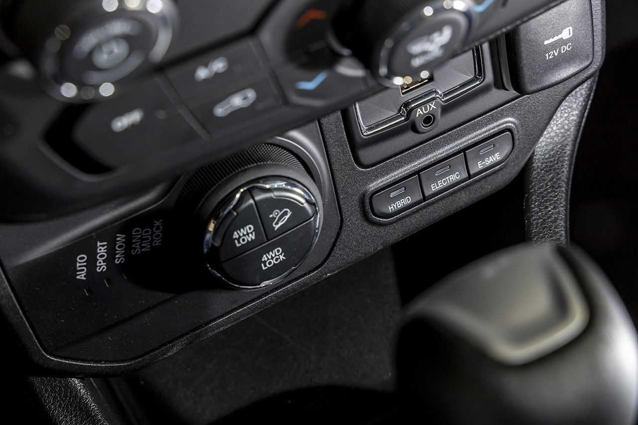 Nuova Jeep Renegade Hybrid Plug-in a Parigi