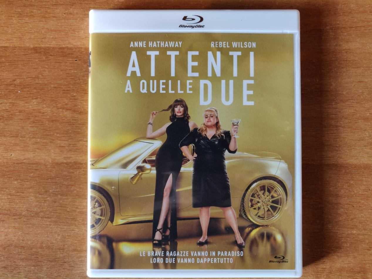 Recensione Attenti a Quelle Due | Edizione Blu-ray