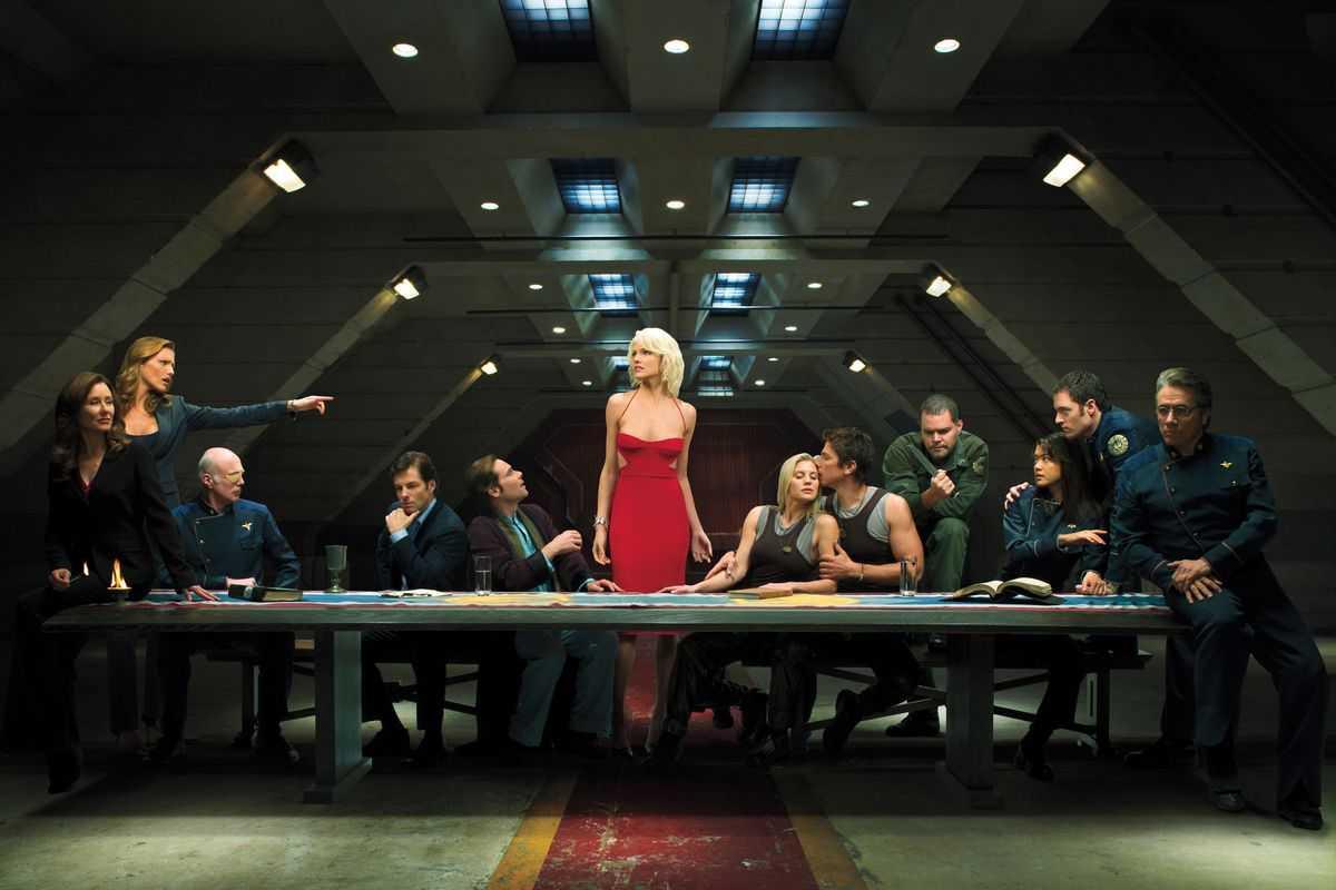 Battlestar Galactica: in arrivo il reboot!