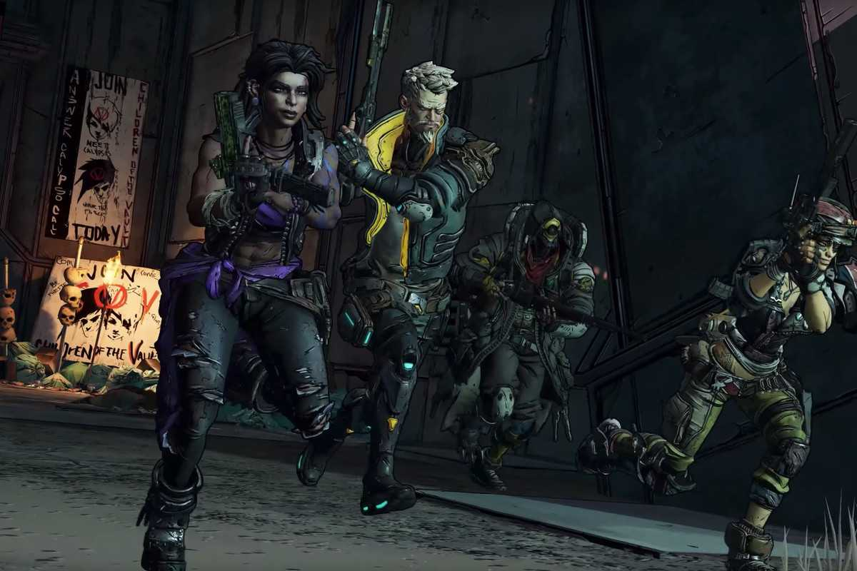 Borderlands 3: upgrade gratuito per Xbox Series X/S e PS5