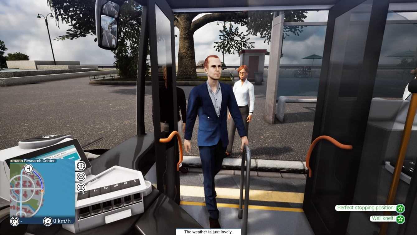 Recensione Bus Simulator: accendete i motori!