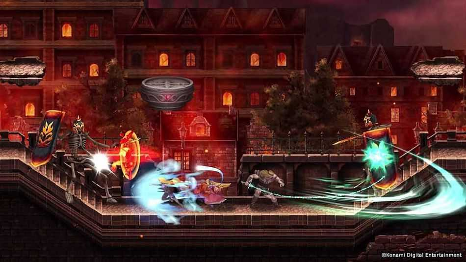 Castlevania: Grimoire of Souls in arrivo su dispositivi mobile